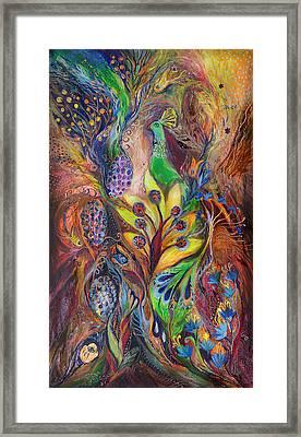 The Harvest Time Framed Print by Elena Kotliarker