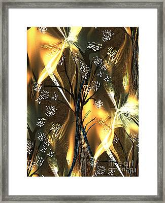 The Healing Journey Framed Print