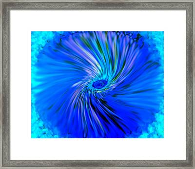 The Heart Of Bungalii Framed Print