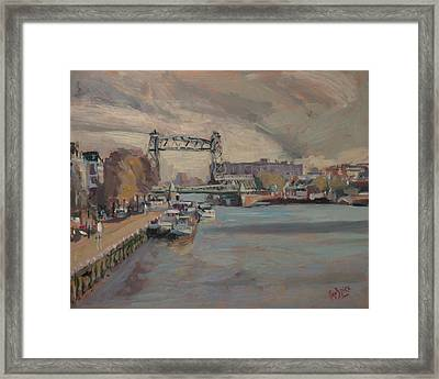 The Hef Rotterdam Framed Print