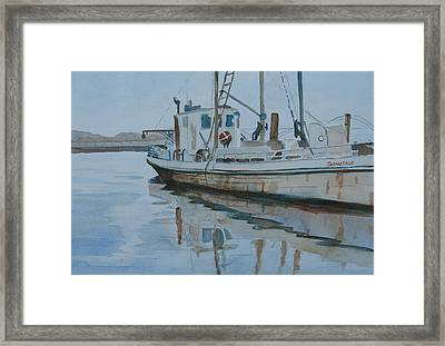 The Helen Mccoll At Rest Framed Print