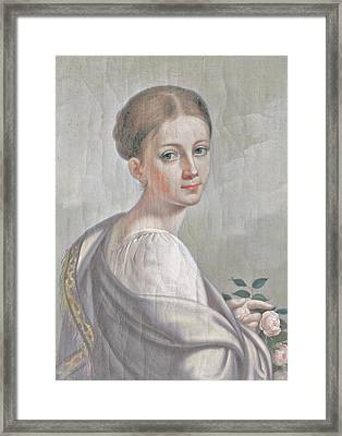 The Hereditary Duchess Framed Print by MotionAge Designs