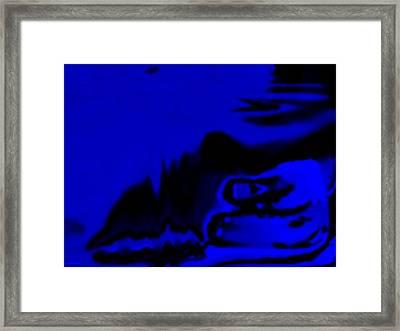 The Hermit Framed Print