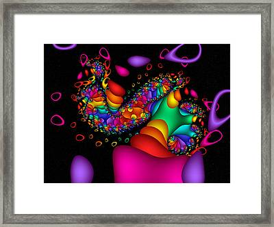 Creating And Deconstructing Framed Print