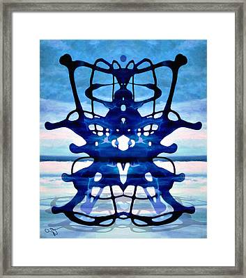 The Hierophant Framed Print