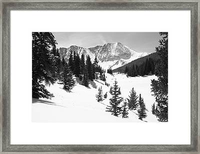 The High Country Framed Print by Eric Glaser