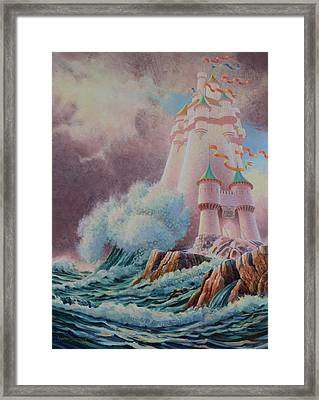 The High Tower Framed Print