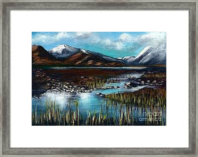 The Highlands - Scotland Framed Print