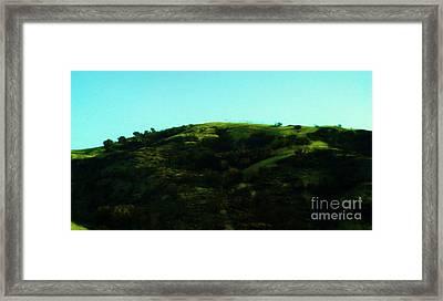 The Hills Framed Print by Jamey Balester
