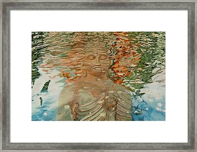 The Hindrance Of Sensual Desires Framed Print by Allan OMarra