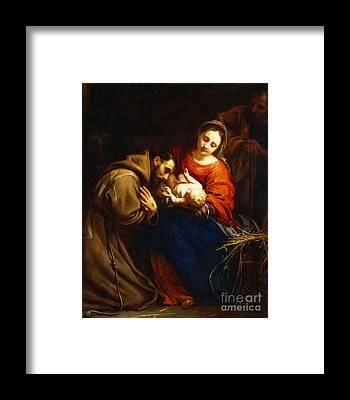 Assisi Framed Prints