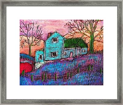 The Homestead I Framed Print