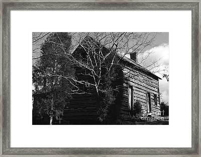 The Homestead Framed Print by Richard Rizzo