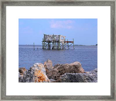 The Honey Moon Suite 2 - Debbie May - Phtosbydm Framed Print by Debbie May