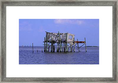 The Honey Moon Suite 3 - Debbie May - Phtosbydm Framed Print by Debbie May