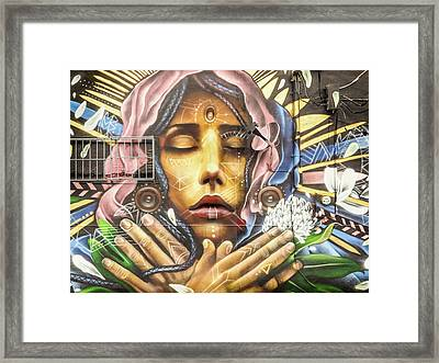 The Hope Of Sorrow Framed Print