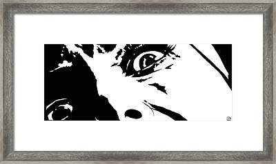 The Horror Framed Print by Giuseppe Cristiano