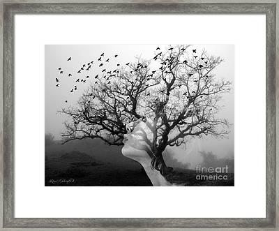 The Hostess Tree Framed Print