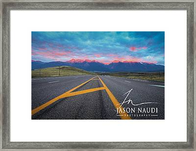 The Hours Framed Print by Jason Naudi