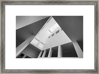 The House In The House Framed Print by Gerard Jonkman