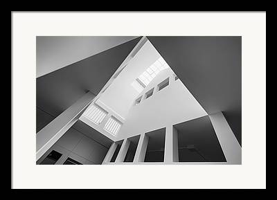 Arcitecture Framed Prints