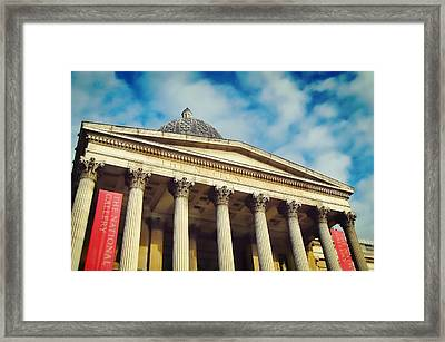 The House Of Art Framed Print by JAMART Photography