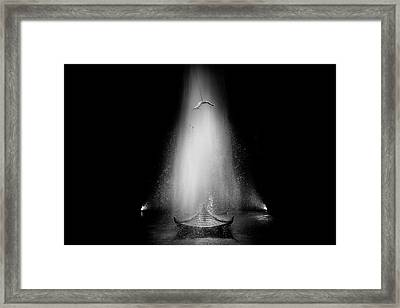 The House Of Dancing Water Framed Print