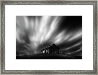 The House Of My Dreams Framed Print