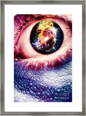The Human Evolution Framed Print by Jorgo Photography - Wall Art Gallery