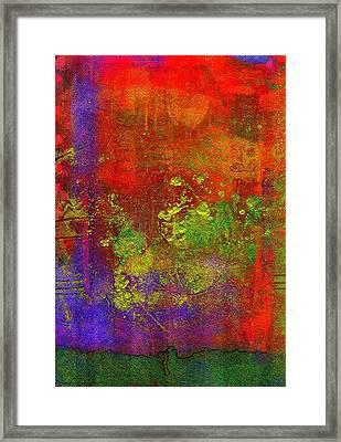 The Human Spirit Framed Print by Angela L Walker