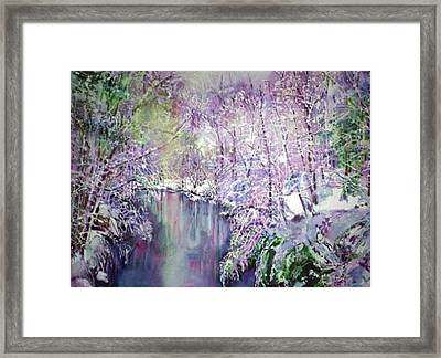 The Ice Storm  Framed Print