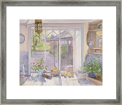 The Ignored Bird Framed Print by Timothy Easton