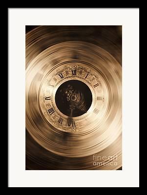 Circular Motion Framed Prints