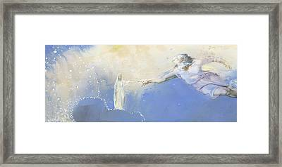 The Immaculate Conception Framed Print