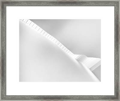 The Incoming Light Framed Print by Jeroen Van De Wiel