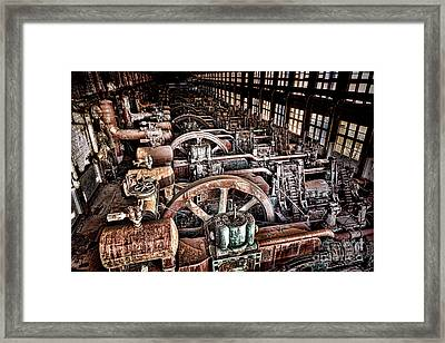 The Industrial Age Framed Print