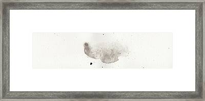The Inexplicable Ignition Of Time Expanding Into Free Space Phase One Number 7 Framed Print by Mark M  Mellon