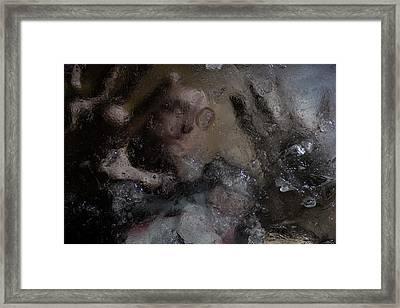 The Infinite Freeze Framed Print