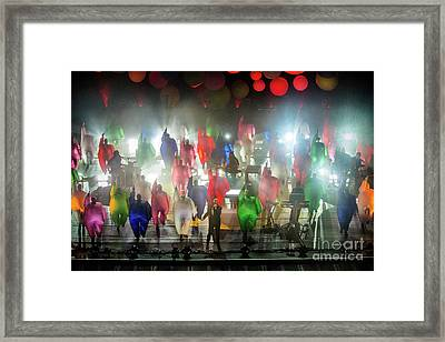 The Inner Sanctum  Framed Print by Rob Hawkins