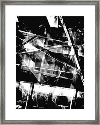 The Inner Works Framed Print by Tom Gowanlock