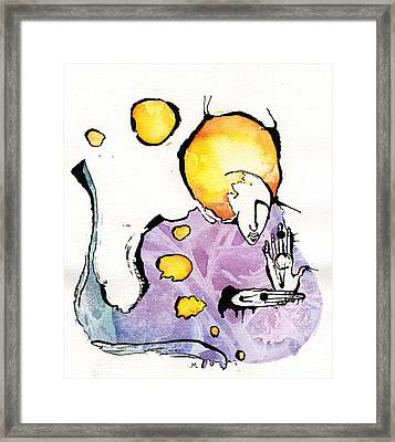 The Institutionalist Framed Print by Mark M  Mellon