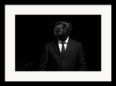 Human Photographs Framed Prints