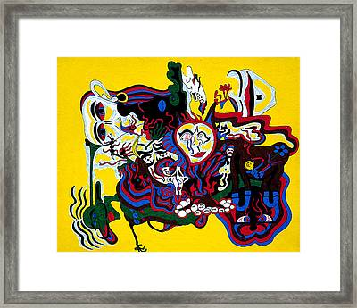 The Introvert Framed Print by William Watson