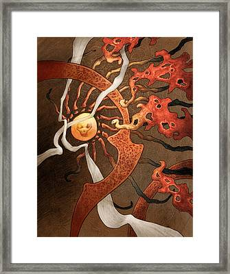 The Investigator Framed Print by Ethan Harris