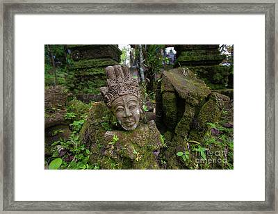 The Island Of God #3 Framed Print