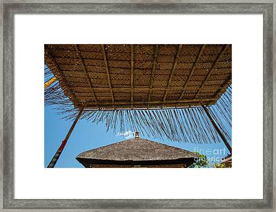 The Island Of God #6 Framed Print