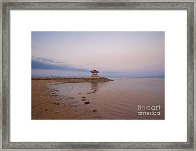 The Island Of God #9 Framed Print