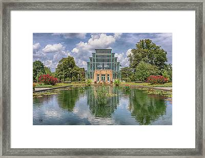 Framed Print featuring the photograph The Jewel Box by Susan Rissi Tregoning