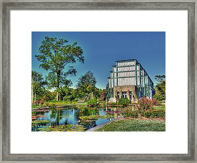 The Jewel Box Framed Print