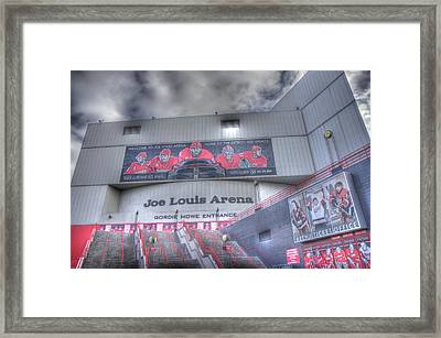 The Joe Framed Print by Chris Coleman
